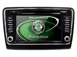 Автомагнитола штатная AudioSources ANS-830 Skoda SuperB