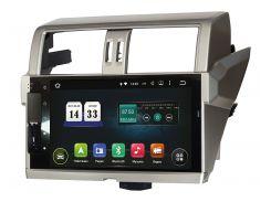 автомагнитола штатная incar ahr-2252 toyota prado 150 2014+ (android 5.1)