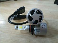 Светодиодная лампа RCJ HB4 (9006) S2-COB 4000Lm 6500K (пара)