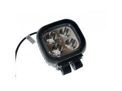 Фара светодиодная AllLight 23T-40W 4chip CREE spot 9-30V