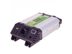 Инвертор PULSO IMU-520 (12/220V/500W/USB-5VDC2.0A)