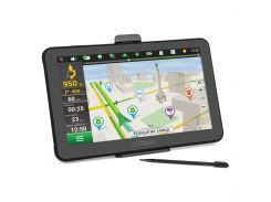 GPS навигатор Globex GE711