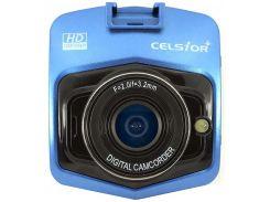 Видеорегистратор Celsior CS-710 HD blue