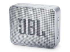портативная колонка jbl go 2 gray (jblgo2gry)