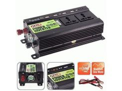 Инвертор PULSO IMU-420 (12/220V/400W/4USB-5VDC2.0A/LED)