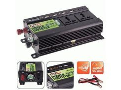 Инвертор PULSO IMU-424 (24/220V/400W/4USB-5VDC2.0A/LED)
