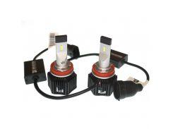 Светодиодные лампы Baxster L H11 6000K 4200Lm (пара)
