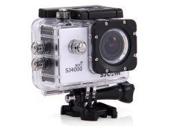 Экшн-камера SJCAM SJ4000 Wi-Fi White