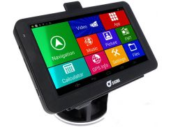 GPS навигатор Sigma A518 (Navlux)