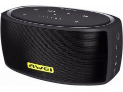 Портативная акустика AWEI Y210 Bluetooth Speaker Black