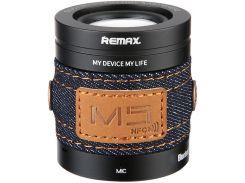 Портативная акустика Remax M5 CSR 4.0 Portable Speaker Black