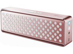 Портативная акустика Rock Mubox Bluetooth Speaker Rose Gold