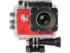 Экшн-камера SJCAM SJ5000 Wi-Fi Red (SJ-5000WF-RD)