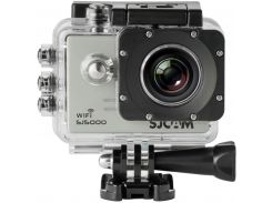 Экшн-камера SJCAM SJ5000 Wi-Fi Silver (SJ-5000WF-SL)