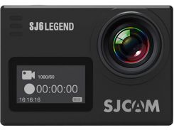 Экшн-камера SJCAM SJ6 LEGEND Black (SJ-6BL)