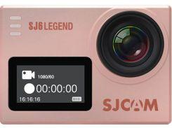 Экшн-камера SJCAM SJ6 LEGEND Rose Gold (SJ-6GR)