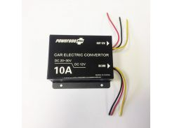 Инвертор PowerOne Plus (24V-12V) 10A