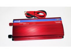 Инвертор PowerOne Plus 24V-220V 2000W + USB/LED (PD-2000W)