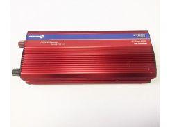 Инвертор PowerOne Plus 12V-220V 2000W + USB/LED (PD-2000W)