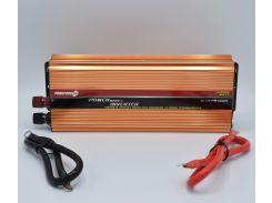 Инвертор PowerOne Plus 12V-220V 2000W + USB (SST-2000A)