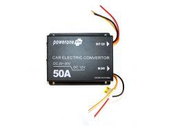 Инвертор PowerOne Plus (24V-12V) 50A