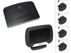 Парктроник GT P Drive 4 black (P DR4 Black)