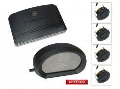 Парктроник GT P Fusion 4 black (P F4 Black)