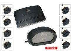 Парктроник GT P Fusion 8 black (P FS8 Black)