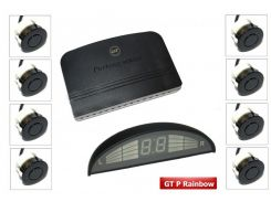 Парктроник GT P Rainbow 8 black (P RB8 Black)