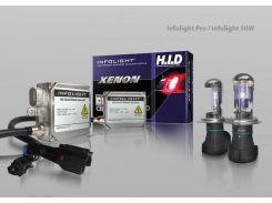 Комплект биксенона Infolight / Infolight Pro H4 50W (4300/5000/6000K)