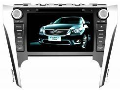 """Автомагнитола штатная Cyclon HT Toyota Camry 2012 CAN 8"""""""