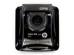 Видеорегистратор HP f310 GPS Black