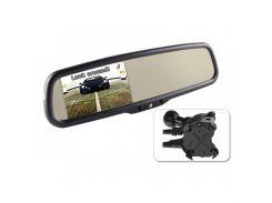 Зеркало заднего вида с монитором Gazer MM510 Skoda Oktavia A7