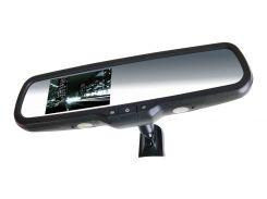 Зеркало заднего вида с монитором SWAT VDR TY-02, HY-21