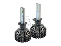 Светодиодные лампы Cyclon LED H1 6000K 3000Lm PPH type 11 (пара)
