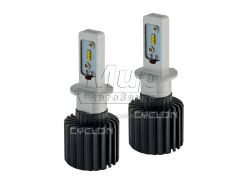 Светодиодные лампы Cyclon LED H3 5000K 4000Lm PH type 2 (пара)