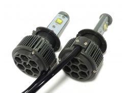 Светодиодные лампы Sho-Me H7 6000K 30W G1.1 (пара)
