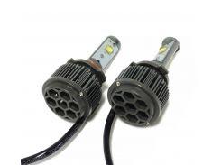 Светодиодные лампы Sho-Me HB3 (9005) 6000K 30W G1.1 (пара)