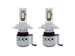 Светодиодные лампы RS H4 6500K 35W G8 (пара)