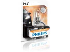 Галогеновая лампа Philips H3 Vision (12336PRB1) (1pcs blister)