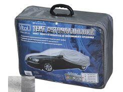 Тент автомобильный Vitol CC13401 XL Grey