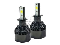 Светодиодные лампы Cyclon LED H3 6000K 3200Lm  type 12 (пара)