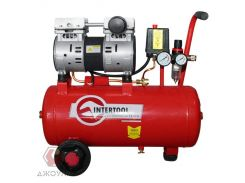 INTERTOOL Компрессор 24 л INTERTOOL PT-0022