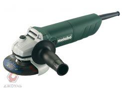 Metabo Угловая шлифовальная машина Metabo W 720-125 (601231010)