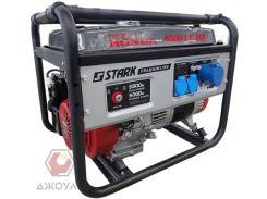 Stark Генератор бензиновый Stark 6500 LEHX