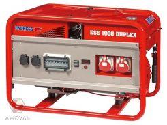 Endress Бензиновый электрогенератор Endress ESE 1006 SG-GT ES DUPLEX