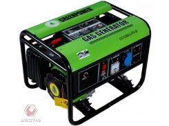 Green Power Газовый электрогенератор GreenPower CC5000LPGNG-T2