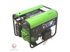 Green Power Газовый электрогенератор GreenPower CC5000АТ LPGNG-Т2