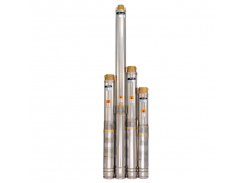 Sprut Скважинный насос SPRUT 100QJ 509 -1.5 нерж. + пульт