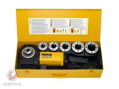 REMS Резьбонарезной клупп (электрический) REMS Amigo 2 с набором головок